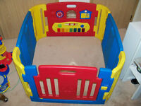 Friendly Toys Little Playzone with Sounds and Lights