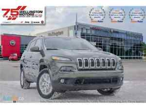 2018 Jeep Cherokee North
