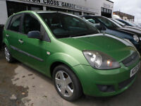 Ford Fiesta 1.4 Zetec Climate 2006