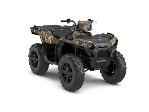 2018 Polaris Sportsman 850 SP Polaris Pursuit Camo