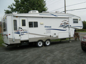 caravane fifth wheel 2004