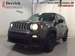 2016 Jeep Renegade Used Sport Low Mileage Pwr Grp A/C $112 B/W