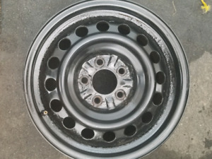17 inch steel rims 5x114.3