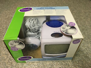 Excellent condition like a new baby monitor/camera day/night $50