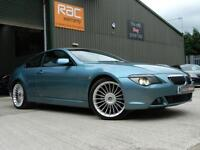 2007 BMW 6 SERIES 650I SPORT COUPE PETROL