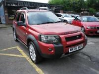 2006 Land Rover Freelander 2.0Td4 Auto HSE * EXCELLENT EXAMPLE * TOP VALUE *