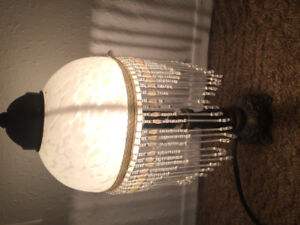 Table lamp $5