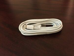 B/N 2M 8 Pin USB Charger Cable for iPhones, iPads and iPods