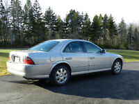2005 Lincoln LS Sedan Excellent Condition