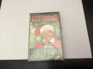 Bing Crosby White Christmas Cassette 4 pistes jamais déballé