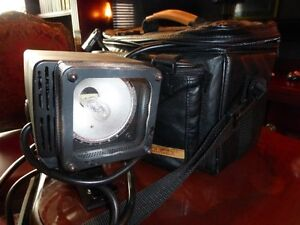 Lampe haute intensité pour éclairage photographique ou vidéo