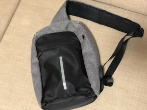Anti Theft Sling Bag (brand new)