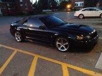 Willing to Trade Mustang Cobra replica for 07-09 Avalance