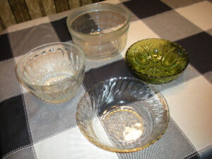 GLASS BOWLS FOR SALE