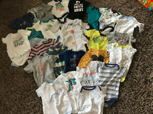 Boys clothing lot NB to 3 months