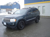 2005 Jeep Grand Cherokee Limitted SUV, Crossover