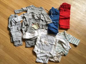 GAP baby clothing set 6-12 months