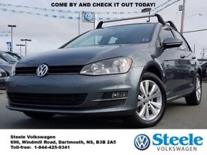 2016 VOLKSWAGEN GOLF Comfortline - Low mileage, One owner, Certi