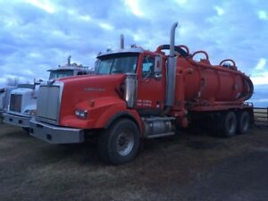 Western Star Vacuum Truck For Sale