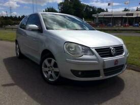 2009 Volkswagen Polo Match 1.4 - New MOT - Only 58000 Miles