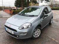 Fiat Punto 1.4 8v ( 77bhp ) ( s/s ) Easy (Rear Parking sensors,Alloys,2Keys)