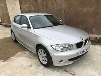 2004 54 Bmw 1 Series 116I SE, Female Owned, Leather, Air Con, Alloys, 12 Month Mot, 3 Month Warranty
