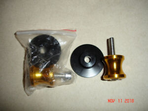 New rear spools for Sale gold color 6mm
