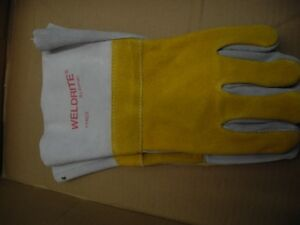 Weld rite Leather Gloves