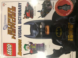 NEW LEGO Batman Book