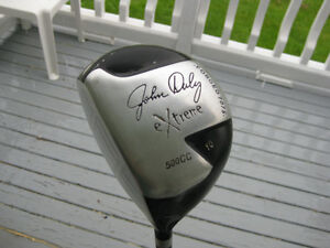 "JOHN  DALY  eXtreme   "" LEFT ""  GOLF  CLUB  DRIVER"