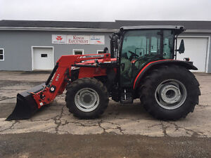 Massey Ferguson Global Series - 90hp Cab Tractor with Loader