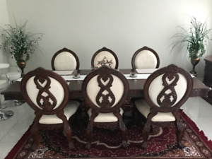 Solid Wood Dining Suites -$1900 OBO