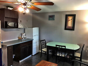 Acheson/Winterburn Furnished Kitchenette Apartments $825