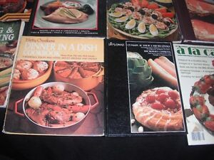Cookbooks - 46 Different - Good Used Condition - REDUCED Kingston Kingston Area image 6