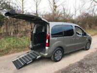 2014 Peugeot Partner Tepee 1.6 HDi 92 S 5dr WHEELCHAIR ACCESSIBLE VEHICLE 5 d...