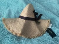 New Weekend Max Mara Straw Hat for women