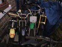 Pitbikes and bike job lot
