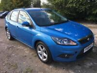 FORD FOCUS 09 PLATE 70,000 MILES £2995 OR 60 PLATE PLATE 50,000 MILES £3495