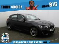 2018 BMW 1 Series 118I M SPORT Auto Hatchback Petrol Automatic