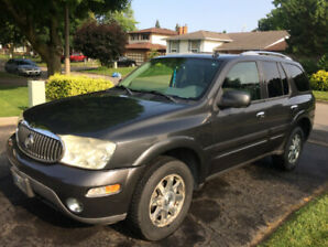 2007 Buick Rainier As Is
