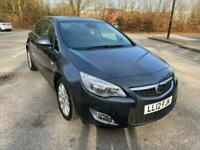 2012 Vauxhall Astra 1.6 16v SE Auto 5dr Hatchback Petrol Automatic