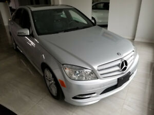2011 Mercedes Benz C250 4-Matic FREE WARRANTY
