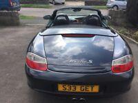 Porsche Boxster 3.2s triptronic