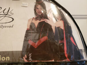 Forplay Women's Dracula Costume - New - S/M