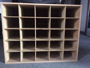 Shoe/boot organizer or wine storage
