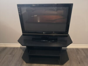"""36"""" LG TV with Stand"""