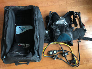 BRAND NEW MARES SCUBA DIVING PACKAGE FOR SALE | TORONTO