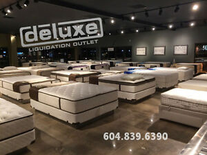 KING OF KINGS! | KINGSIZE MATTRESS BLOWOUT - $199 NEW model North Shore Greater Vancouver Area image 1