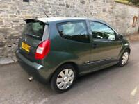 Citroen C2 1.4HDi 8V ( 70bhp ) VTR £30 tax great first car