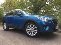 2012 Mazda CX-5 2.0 (165ps) Sport-Nav, 1 Owner, FSH